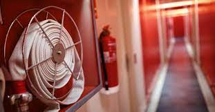 Commercial fires and solutions for safety